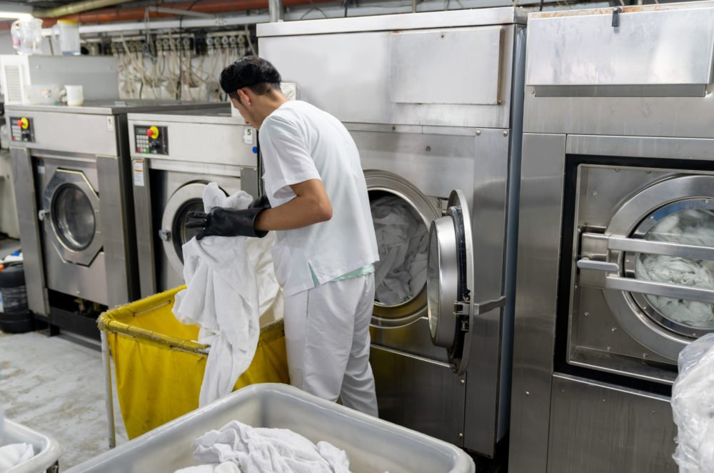 Importance of commercial laundry for businesses